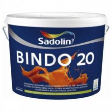 Краска Bindo 20 10л белая