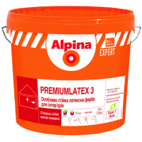 Alpina EXPERT Premiumlatex 3 E.L.F. B1 10л