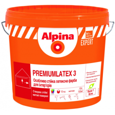 Краска Alpina EXPERT Premiumlatex 3 E.L.F. B1 10л
