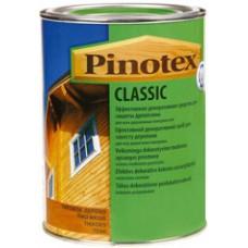 Деревозащитное средство Pinotex Classic 10л (бесцветный)