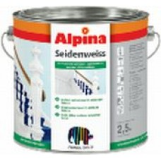 Alpina Seidenweiss