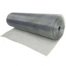 Сетка сварная металлическая оцынк. 12*12*0,7 (1м/30м)