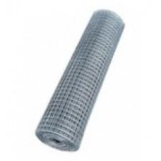 Сетка сварная металлическая 12*12*0,65 (1м/30м)