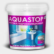 """Мастика гидроизоляционная """"Aquastop""""  3 кг"""